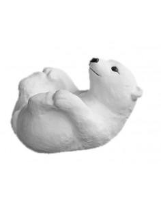 Figura betonowa Niedźwiedź Polarny Z25a