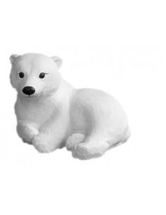 Figura betonowa Niedźwiedź Polarny Z25c