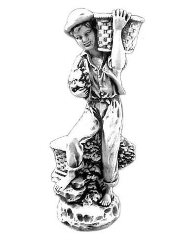 Figura betonowa Mężczyzna ogrodnik 109