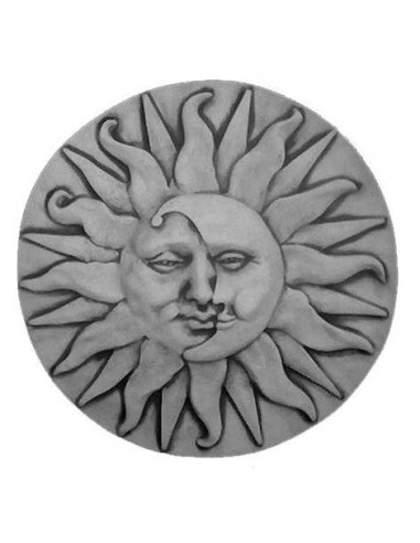 Figura betonowa Słońce 26