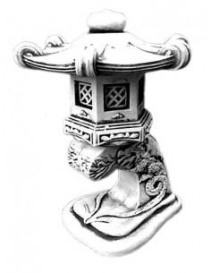 Figura betonowa Lampa 37