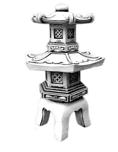Figura betonowa Lampa 38