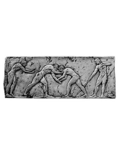 Tablica betonowa Grecy 114