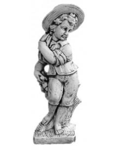 Figura betonowa Dziewczynka L23