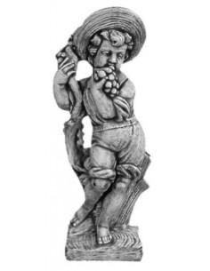 Figura betonowa Dziewczynka L26