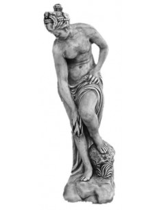 Figura betonowa Kobieta L33
