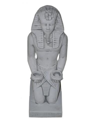 Figura betonowa Faraon z dwoma...