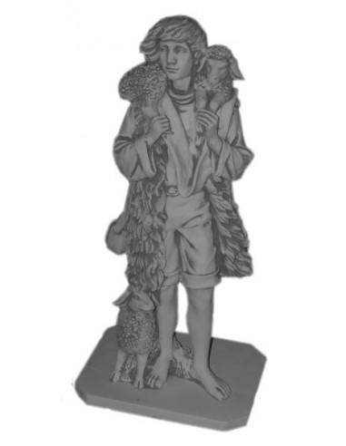Figura betonowa Pasterz L156