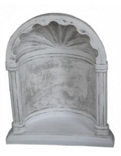 Figura betonowa Kapliczka K43
