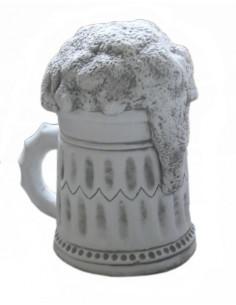 Figura betonowa Kufel piwa K42