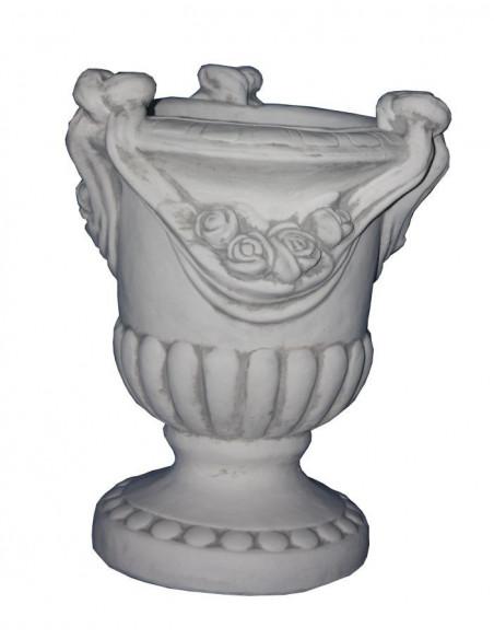Donica wazon z trzema różami W40