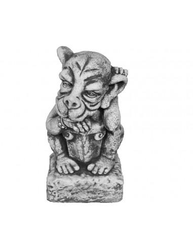 Figura betonowa Troll mały Z150