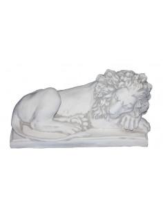 Figura betonowa Lew prosty lewy Z118