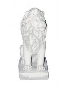 Figura betonowa Lew mały prosty prawy Z124