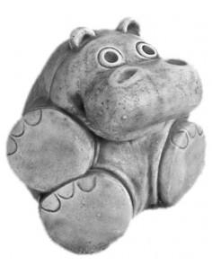 Figura betonowa Hipopotam Z19