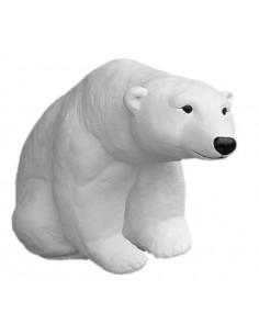 Figura betonowa Niedźwiedź Polarny Z23