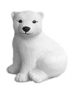 Figura betonowa Niedźwiedź Polarny Z24b